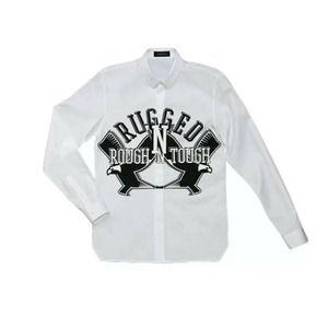 Kris Van Assche F/W 2013 Rough N Tough Shirt